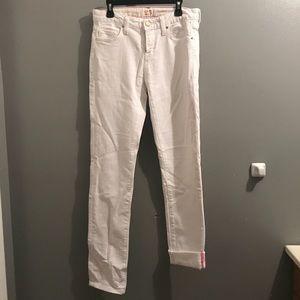 Kate Spade white pants